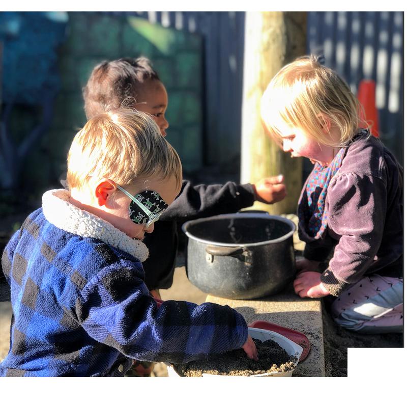 Image of Kids at Little Sparks